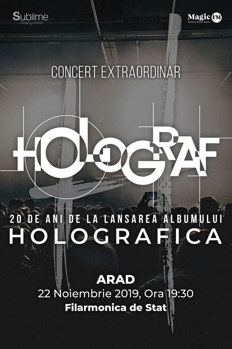 Imagini pentru concert holograf 22 noiembrie