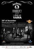 Vama concerteaza pe 29 noiembrie la Hard Rock Cafe