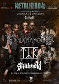 Concert Finntroll, Tyr si Skalmold in Silver Church pe 15 septembrie
