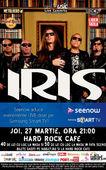 Concert IRIS - legenda rockului romanesc