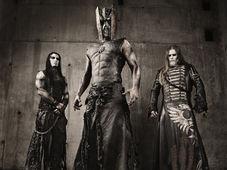 Behemoth canta la Bucuresti