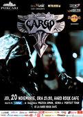 BestMusic cu CARGO pe 20 noiembrie la Hard Rock Cafe