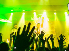 VUNK - #PrimaVedere - 12 februarie @ Hard Rock Cafe