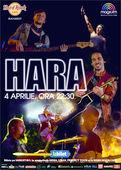 Concert HARA la Hard Rock Cafe