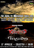 TRUDA si Kempes la The Road to KAVARNA Rock 2015