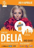 Concert Delia and Band
