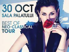 EMMA SHAPPLIN, soprana cu voce angelica, concerteaza la Sala Palatului din Bucuresti