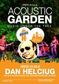 Dan Helciug @ Acoustic Garden