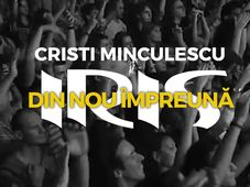 """CRISTI MINCULESCU si IRIS - """"DIN NOU IMPREUNA"""" - Buzau"""