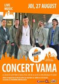 Concert Vama @ Orasul cu Chef de Viata