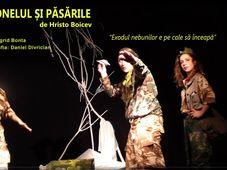 Teatrul Coquette: Colonelul si pasarile - Premiera