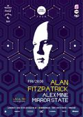 Main Sounds From ALAN FITZPATRICK, ALEX MINE, MIRROR STATE @ Lacul Tei
