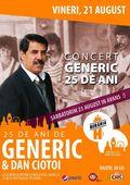 Concert Generic - 25 de ani