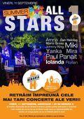 Summer ALL STARS | 1 An De Berăria H: Dan Helciug, Amna, Yanka, Miki, Johnny King, Mira, Paul Panait, Maria Grosu, Special Guest Orchestra