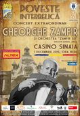 "Poveste Interbelica: Gheorghe Zamfir si Orchestra ""Zamfir 50"""