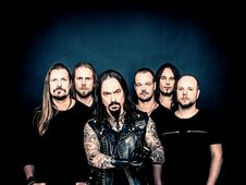 AMORPHIS - Under The Red Cloud World Tour - pe 3 aprilie la Bucuresti