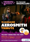Aerosmith Tribute @ Beraria H