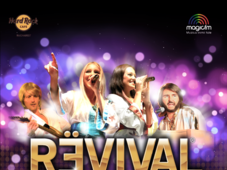 Mamma mia! ABBA Tribute Band REVIVAL™ concerteaza la Hard Rock Cafe