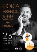 Horia Brenciu & HB Orchestra + Friends