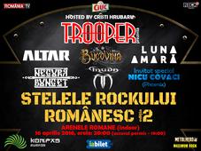 Stelele Rockului Romanesc editia 2