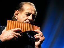 Gheorghe Zamfir sarbatoreste 75 de ani pe 5 aprilie la Hard Rock Cafe
