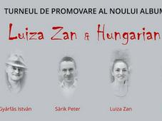 Luiza Zan & Hungarian All Stars la Clubul Taranului