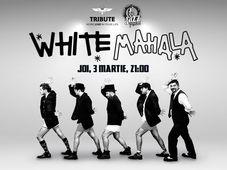 Concert White Mahala la Club Tribute