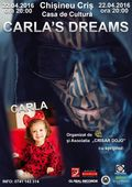 Eveniment Caritabil - Carla's Dreams - LIVE in Chisineu Criș