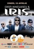 Cristi Minculescu & IRIS la Beraria H