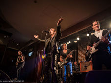 Directia 5 canta pe 5 mai la Hard Rock Cafe