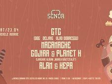 SONOR VI w/ CTC x MACANACHE x GOJIRA & PLANET H x ALAN & KEPA