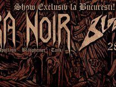 Concert Aura Noir Bucuresti