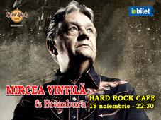 Concert Mircea Vintilă și Brambura