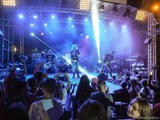 Cristi Minculescu si Iris in concert la Beraria H