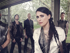 Within Temptation, Agent Fresco & guests la ARTmania Bucharest Blast