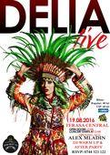 DELIA Live @ Medias