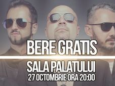 """Concert aniversar Bere Gratis """"18 ani, frate!"""" la Bucuresti"""