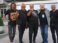 Lansare de album Pasarea Rock la Bucuresti
