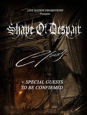 Concert SHAPE OF DESPAIR si CLOUDS