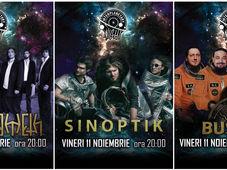INTERPLANETARY NIGHT: Sinoptik, Hteththemeth și Busola live