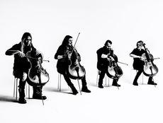 Apocalyptica plays Metallica by 4 cellos