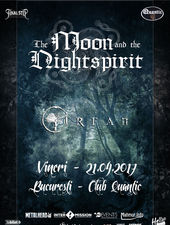 Concert The Moon and the Nightspirit + Irfan