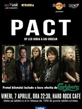 Concert PACT by Leo Iorga & Adi Ordean