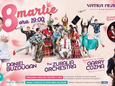 Daniel Buzdugan, Zuralia Orchestra, magicianul Garry Cozma, si invitati din R. Moldova