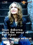 Joan Osborne sings the songs of Bob Dylan