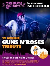 Concert Tribut Guns N` Roses