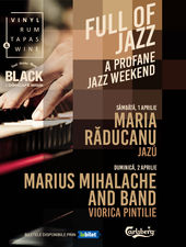 Full of Jazz - A Profane Jazz Weekend
