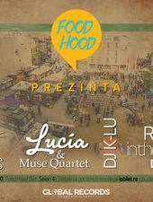 The Motans, Lucia & Muse Quartet, DJ K-lu, Raised in the Hood - DJ Team