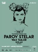 PAROV STELAR, WAX TAILOR, GOLAN si Oktopus