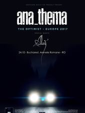 Anathema-The Optimist European Tour